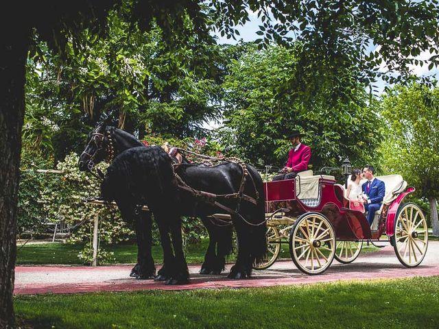 La boda de Daniel y Ilyana en Alcalá De Henares, Madrid 58