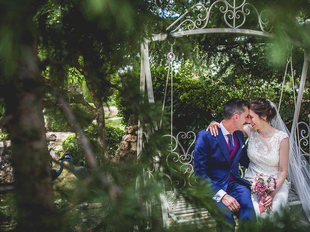 La boda de Daniel y Ilyana en Alcalá De Henares, Madrid 60