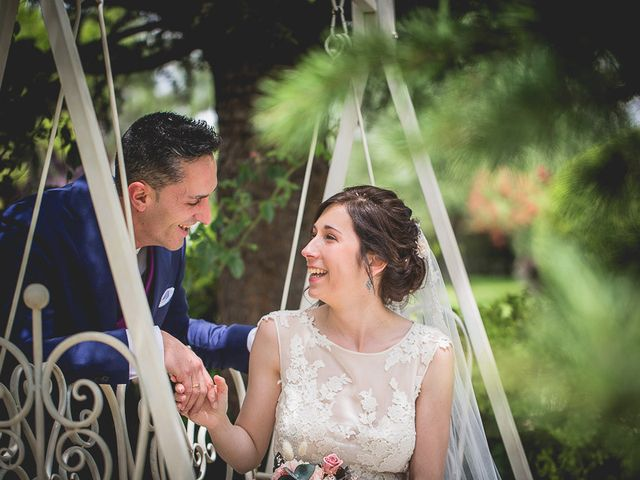 La boda de Daniel y Ilyana en Alcalá De Henares, Madrid 2