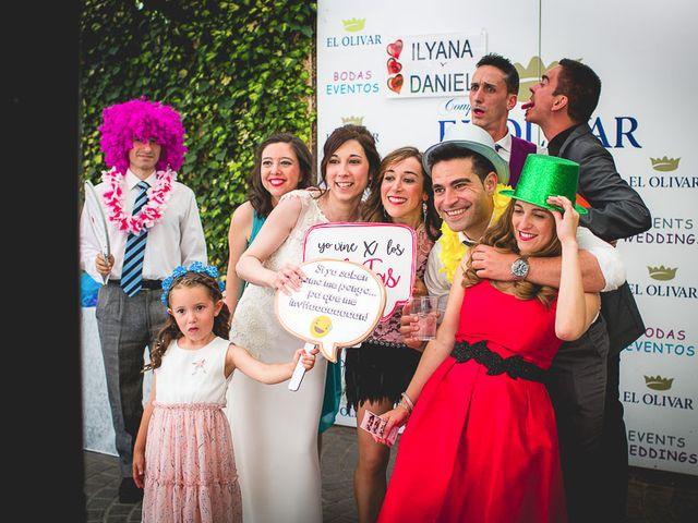 La boda de Daniel y Ilyana en Alcalá De Henares, Madrid 90