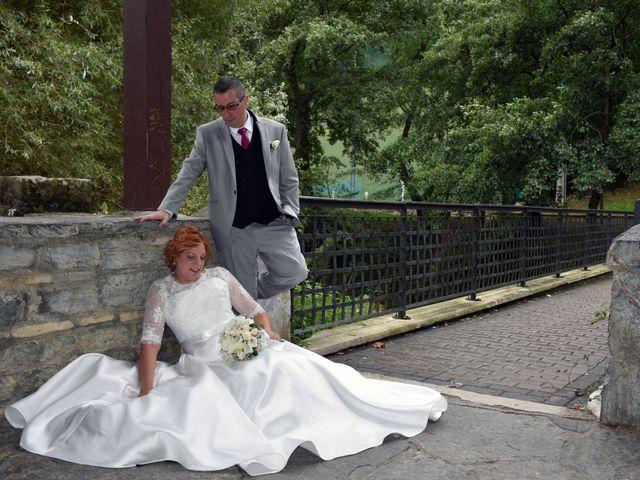 La boda de Arantza y Oscar