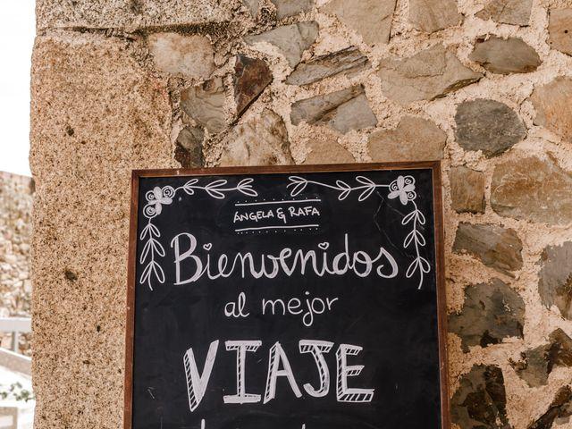 La boda de Ángela y Rafa en Trujillo, Cáceres 3