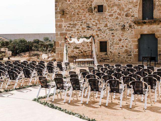 La boda de Ángela y Rafa en Trujillo, Cáceres 2