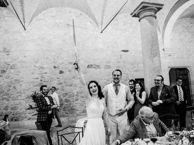 La boda de Ángela y Rafa en Trujillo, Cáceres 14