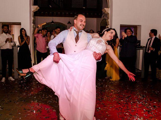 La boda de Ángela y Rafa en Trujillo, Cáceres 1