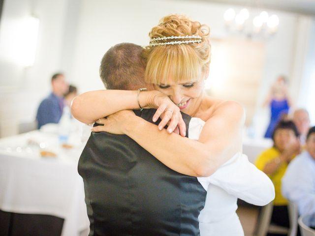 La boda de Lucia y Juanjo