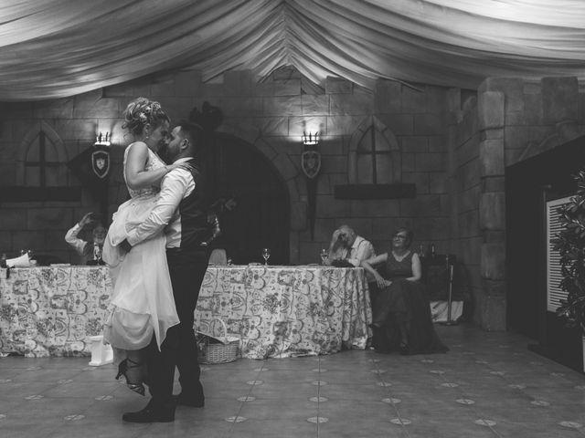 La boda de Angel y Soraya en Talamanca Del Jarama, Madrid 19