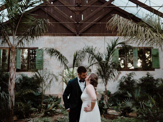 La boda de Laura y Antón