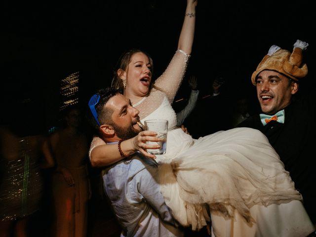 La boda de Antón y Laura en Cambrils, Tarragona 92