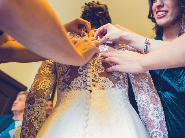 La boda de Javier y Sandra  en Illescas, Toledo 14