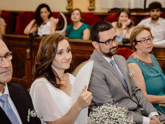La boda de Sergio y Isa en Guadalajara, Guadalajara 15