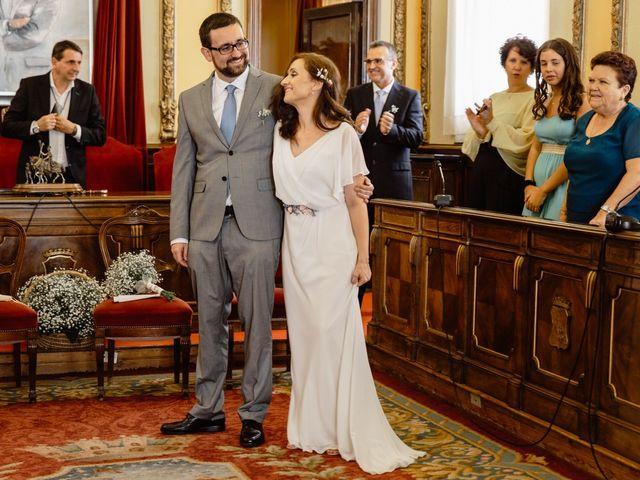 La boda de Sergio y Isa en Guadalajara, Guadalajara 17