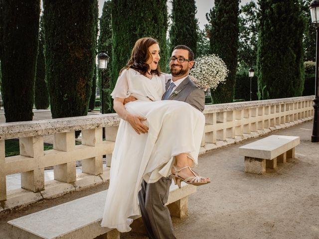 La boda de Sergio y Isa en Guadalajara, Guadalajara 23