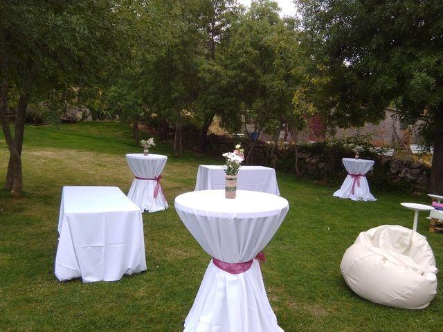 La boda de Javi y Merche en Navaluenga, Ávila 3