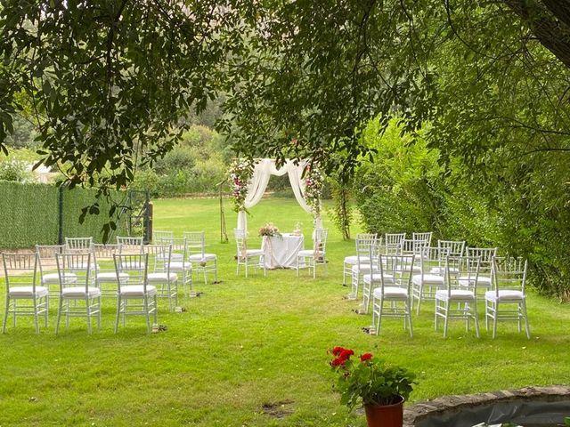 La boda de Javi y Merche en Navaluenga, Ávila 5