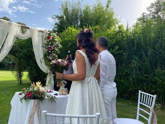 La boda de Javi y Merche en Navaluenga, Ávila 7
