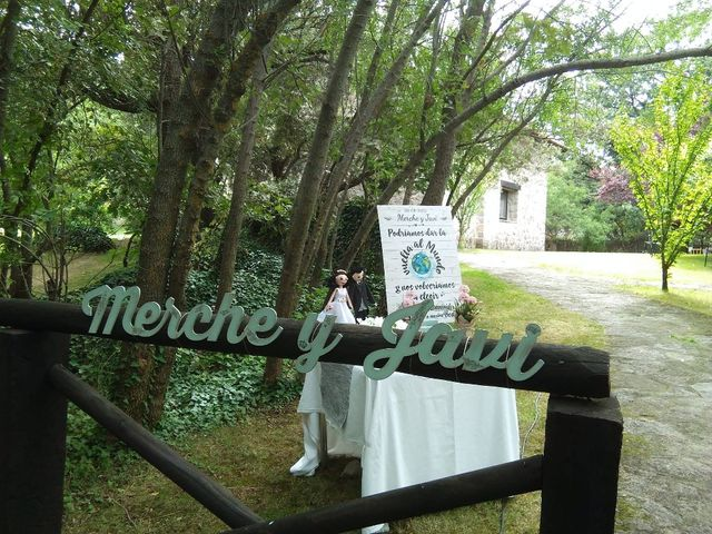 La boda de Javi y Merche en Navaluenga, Ávila 9