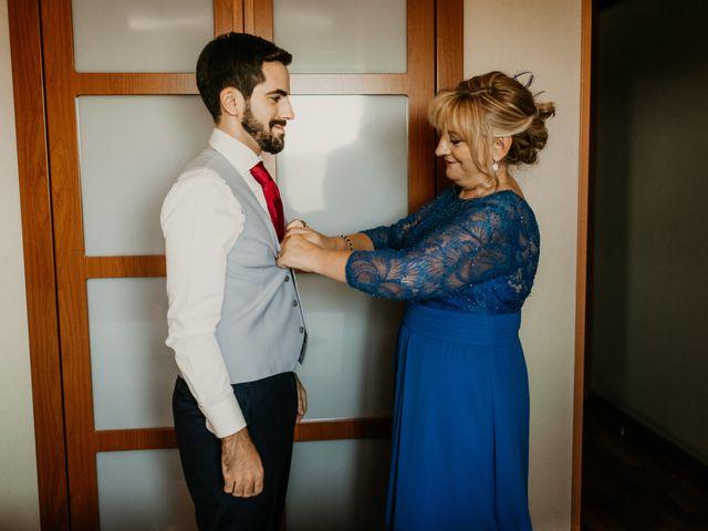 La boda de Carolina y Alberto en Arganda Del Rey, Madrid 8