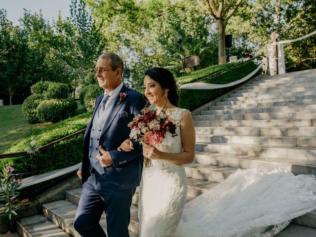 La boda de Carolina y Alberto en Arganda Del Rey, Madrid 31