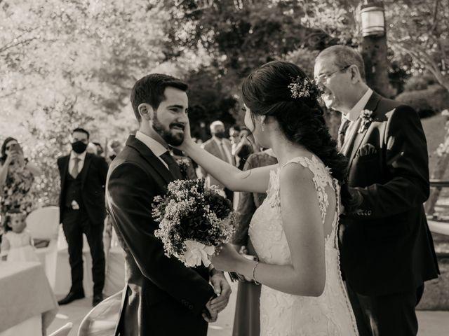 La boda de Carolina y Alberto en Arganda Del Rey, Madrid 32