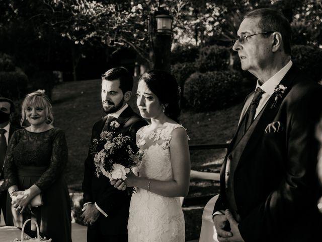 La boda de Carolina y Alberto en Arganda Del Rey, Madrid 35