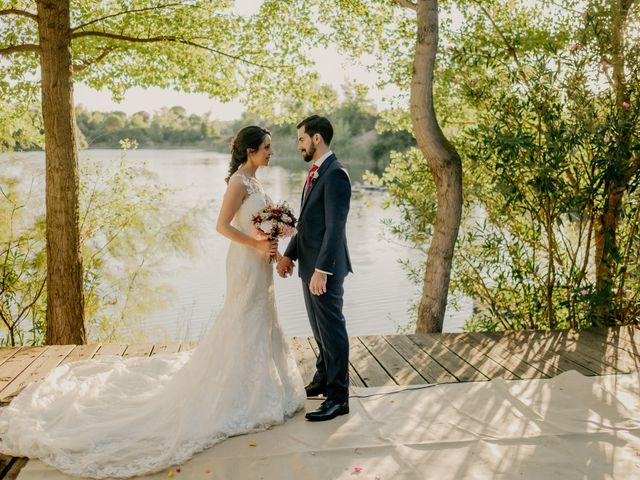 La boda de Carolina y Alberto en Arganda Del Rey, Madrid 37