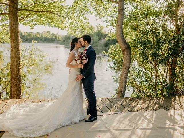 La boda de Carolina y Alberto en Arganda Del Rey, Madrid 38