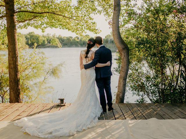 La boda de Carolina y Alberto en Arganda Del Rey, Madrid 41