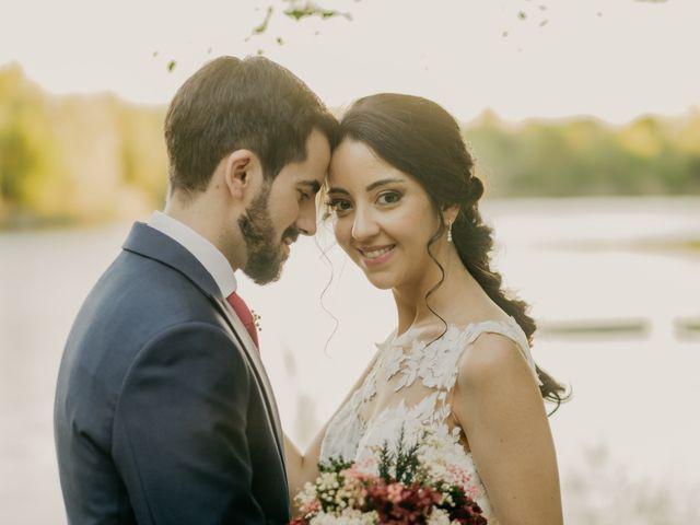 La boda de Carolina y Alberto en Arganda Del Rey, Madrid 43