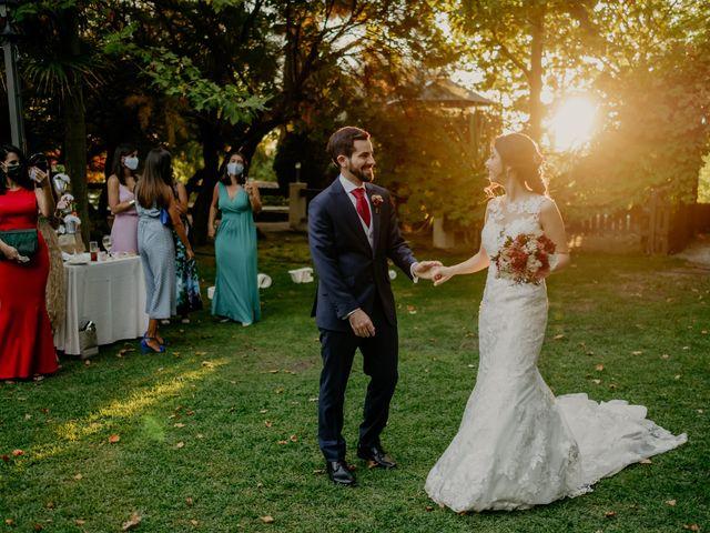 La boda de Carolina y Alberto en Arganda Del Rey, Madrid 48