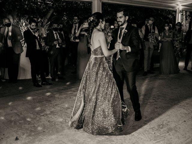 La boda de Carolina y Alberto en Arganda Del Rey, Madrid 51