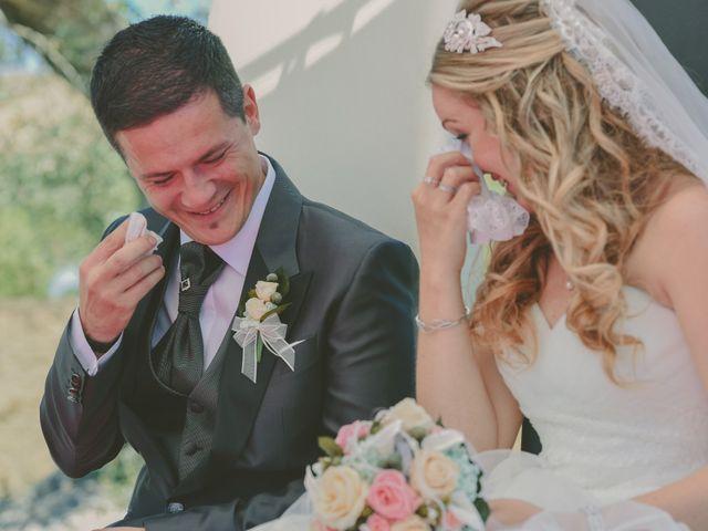 La boda de Javi y Jessica en Fraga, Huesca 12