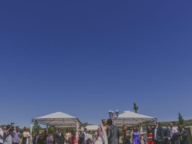 La boda de Javi y Jessica en Fraga, Huesca 7