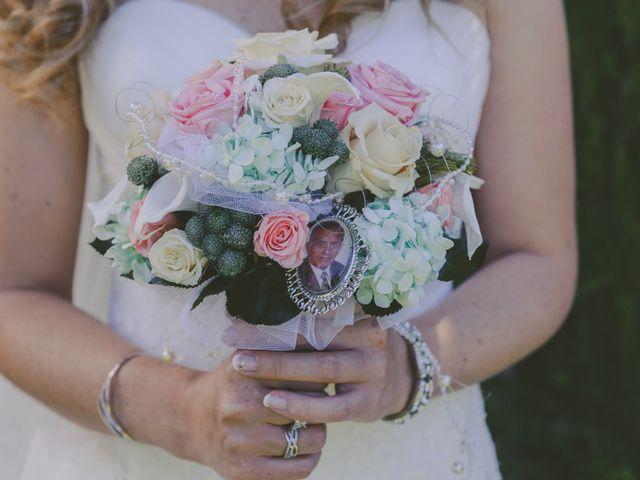 La boda de Javi y Jessica en Fraga, Huesca 1