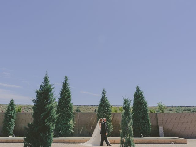 La boda de Javi y Jessica en Fraga, Huesca 20