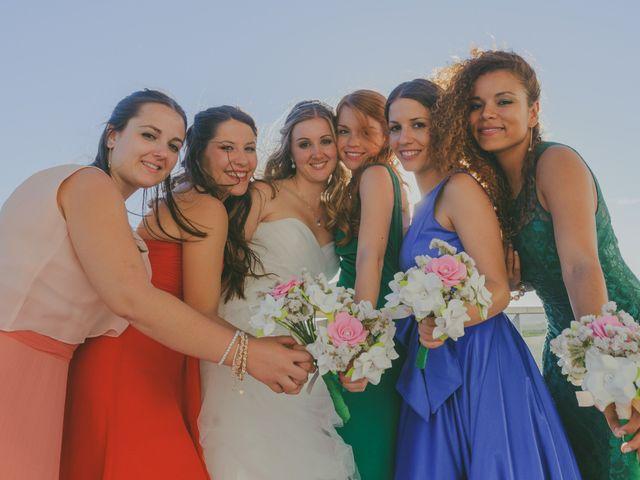 La boda de Javi y Jessica en Fraga, Huesca 11