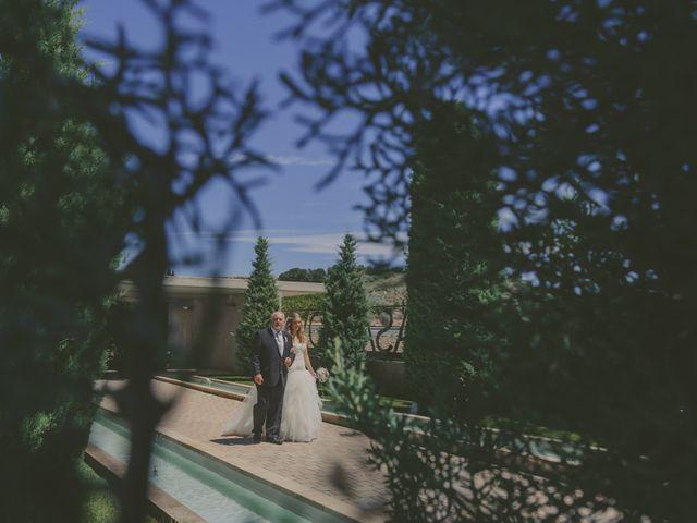 La boda de Javi y Jessica en Fraga, Huesca 14