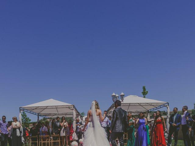 La boda de Javi y Jessica en Fraga, Huesca 19
