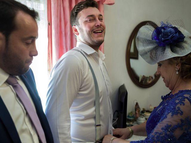 La boda de Carlos y Ana en Tribaldos, Cuenca 4