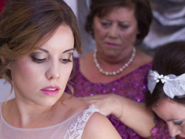 La boda de Carlos y Ana en Tribaldos, Cuenca 7