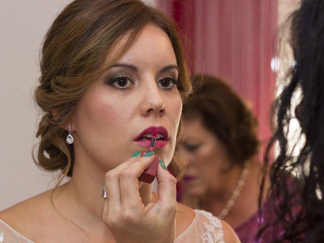 La boda de Carlos y Ana en Tribaldos, Cuenca 8