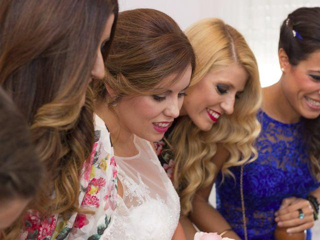 La boda de Carlos y Ana en Tarancon, Cuenca 9