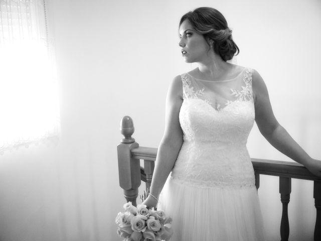 La boda de Carlos y Ana en Tribaldos, Cuenca 10