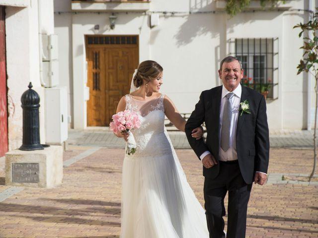 La boda de Carlos y Ana en Tribaldos, Cuenca 11