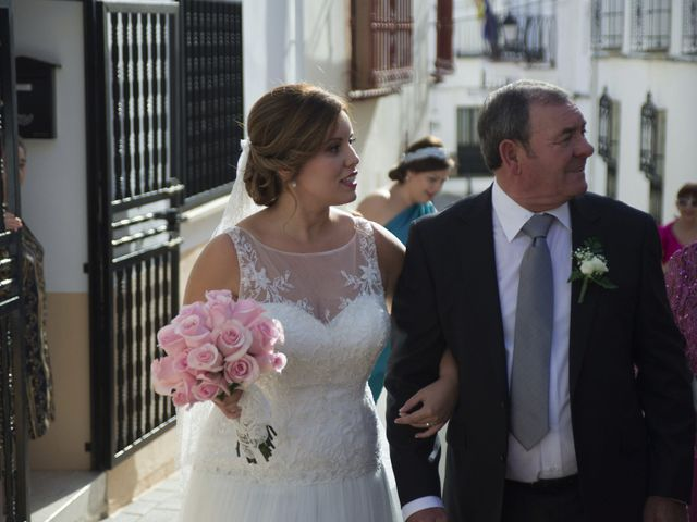 La boda de Carlos y Ana en Tarancon, Cuenca 13