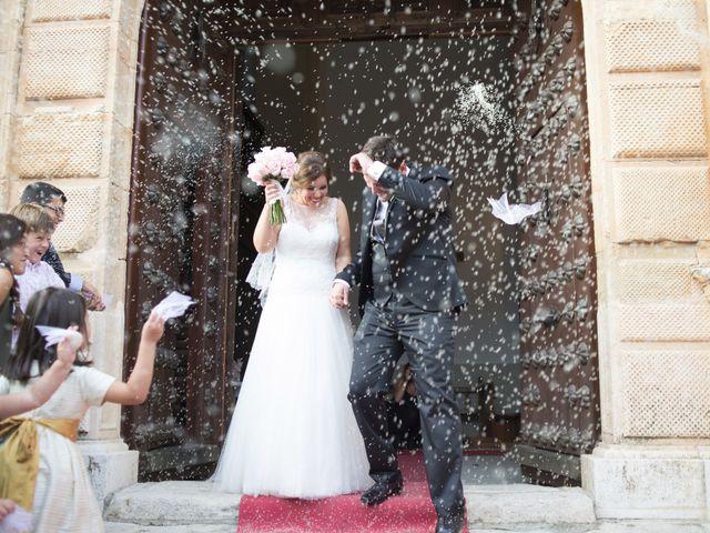 La boda de Carlos y Ana en Tribaldos, Cuenca 18