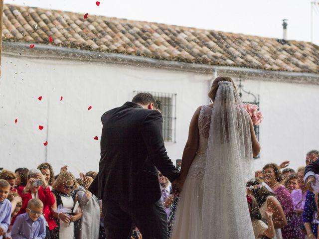 La boda de Carlos y Ana en Tarancon, Cuenca 19