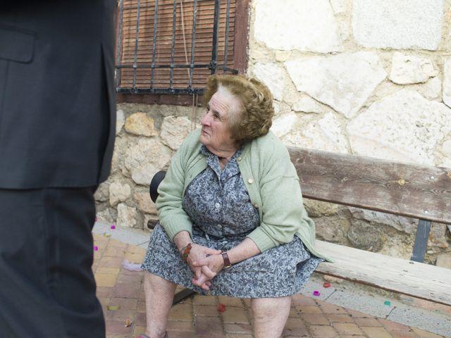 La boda de Carlos y Ana en Tarancon, Cuenca 22