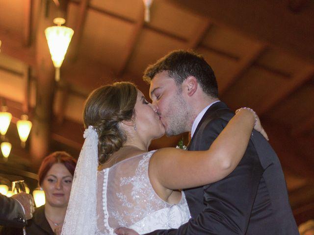 La boda de Carlos y Ana en Tribaldos, Cuenca 26
