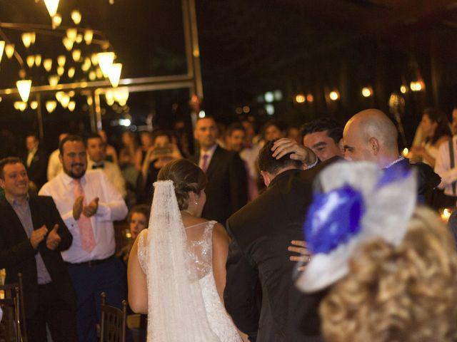 La boda de Carlos y Ana en Tribaldos, Cuenca 27